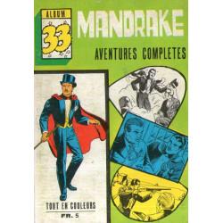 Mandrake recueil (33) - (345 à 349)