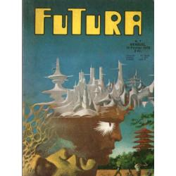 Futura (7) - Jaleb le Télépathe (7) - L'homme de Kurashiki
