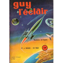 Guy l'Eclair (4) - Destination Jupiter