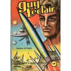 Guy l'Eclair (3) - la mutinerie