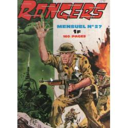 Rangers (27) - Peine capitale