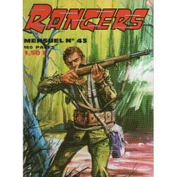 Rangers (43) - La clé du désert