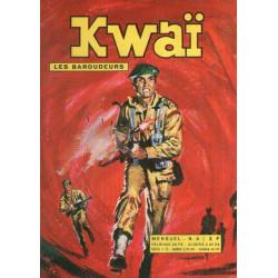 Kwaï les baroudeurs (8) - La défense invisible