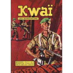Kwaï les baroudeurs (6) - Bataille pour une couronne