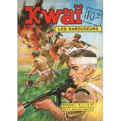 Kwaï les baroudeurs (7) - Les aigles de guerre