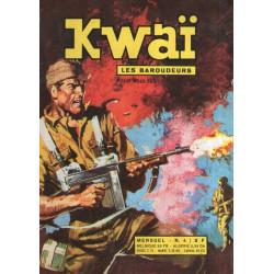 Kwaï les baroudeurs (4) - Zone interdite