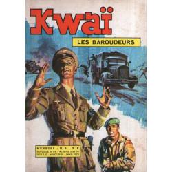Kwaï les baroudeurs (9) - Les gladiateurs