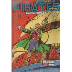Pirates (25) - Dans les griffes du traître