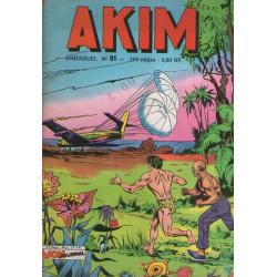 Akim (81) - L'île en flammes