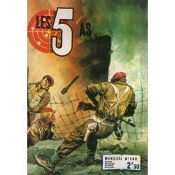 Les 5 as (149) - Funeste rendez-vous