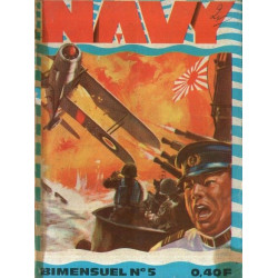 Navy (5) - Le Maudit