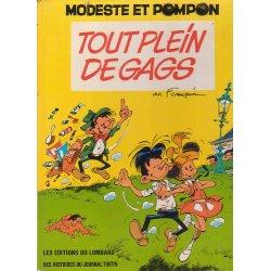 Modeste et Pompon (3) - Tout plein de gags