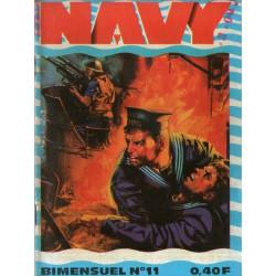 Navy (11) - Blocus