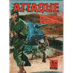 Attaque (2e année/1) - Peloton d'assaut