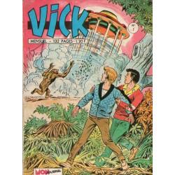 Vick (1) - L'île maudite