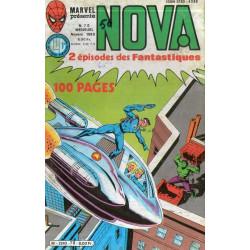 Nova (70) - Deux titans