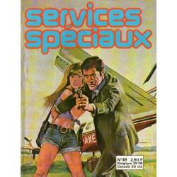 Services spéciaux (49) - Un véritable cauchemar