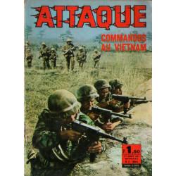 Attaque (2e année/3) - Commandos au Vietnam