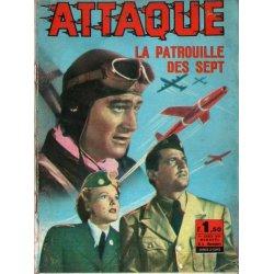Attaque (1e année/6) - La patrouille des sept