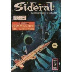 Sidéral (53) - Commandos de l'espace