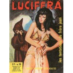 Lucifera la maîtresse du démon (15) - Les tentations du frère Jean