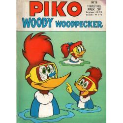 Piko - Woody Woodpecker (5) - Un robot trop fûté
