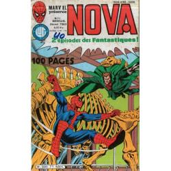Nova (71) - Cinq personnages en quête d'un fou