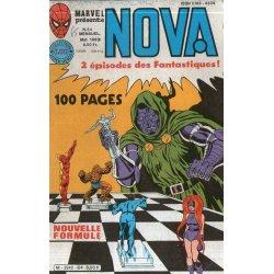 Nova (64) - Répétition générale
