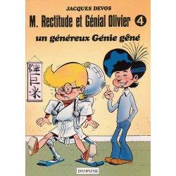 Génial Olivier (4) - Un généreux génie gêné