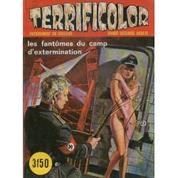 Terrificolor (23) - Les fantômes du camp d'extermination