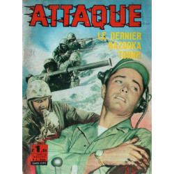Attaque (1e année/5) - Le dernier bazooka tonne