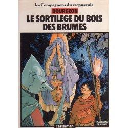 Les compagnons du crépuscule (1) - Le sortilège du bois des brumes