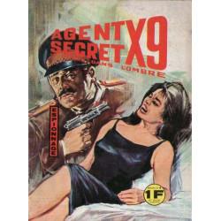 Agent secret X9 (4) - Le passager de l'espace