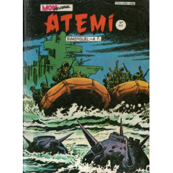Atemi (111) - Qui est Abigaïl