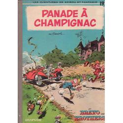 Spirou et Fantasio (19) - Panade à Champignac