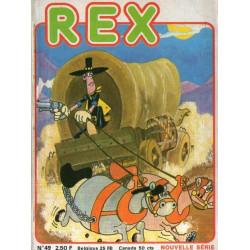 Rex (49) - Rex Badaboum