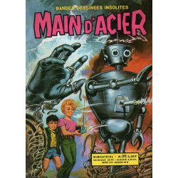 Main d'acier (39) - La menace extragalactique