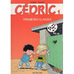 Cédric (1) - Premières classes
