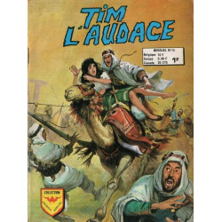 Tim l'audace (15) - Echec aux rebelles