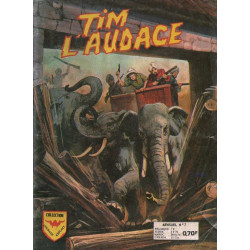 Tim l'audace (7) - Rank l'écumeur 2