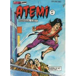 Atemi (16) - Le vieil esclave