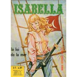 Isabella (81) - La loi de la mer