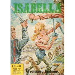 Isabella (78) - Vaisseau fantôme