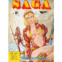 Saga (7) - Heures de violence