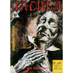 Jacula (71) - Supplice chinois