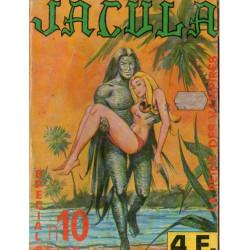 Jacula spécial (10) - ( Jacula 31 et Les becs ensanglantés)