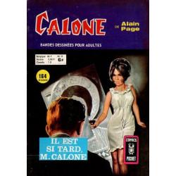 Calone (11) - Il est si tard M. Calone