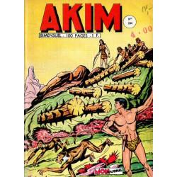 Akim (244) - La flèche diabolique