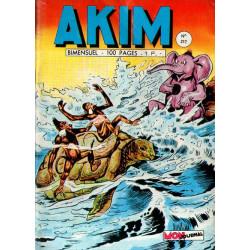 Akim (217) - Matumbo, l'homme-léopard (1)