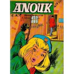 Anouk (21) - Le mystérieux Monsieur X